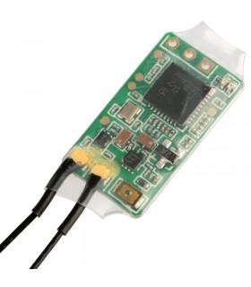 FrSky XM PLUS-Full Range 16CH SBUS-2.4GHz Mini Receiver-Ultra leggero