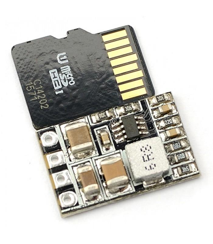 Matec - Micro BEC 5V - 12V - 1,5A - *2,5A - Convertitore ad alta efficienza (step-down)