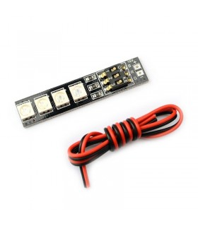 Matek - RGB LED BOARD - FPV LED - 5V - 12V - 16V - LED RGB 5050