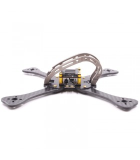 GepRC LX4-195mm-Full Carbon 4mm-FPV Racing and Freestyle Frame