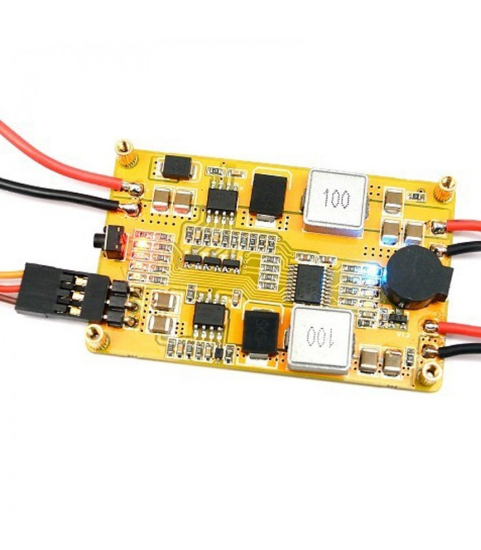 Matek - UBEC DUO - 4A/5~12V & 4A/5V - Regolatore step-down