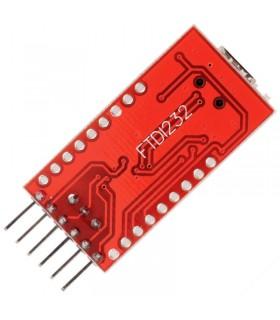FT232RL - Adattatore TTL Seriale USB - Convertitore UART - 3,3V-5V