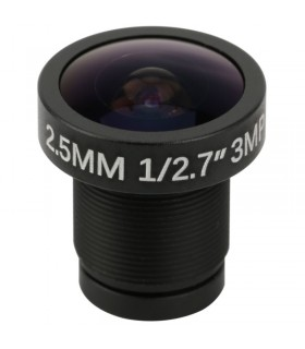 Foxeer 2.5mm High Quality Lens - FOV 120° - F2.0-IR Block