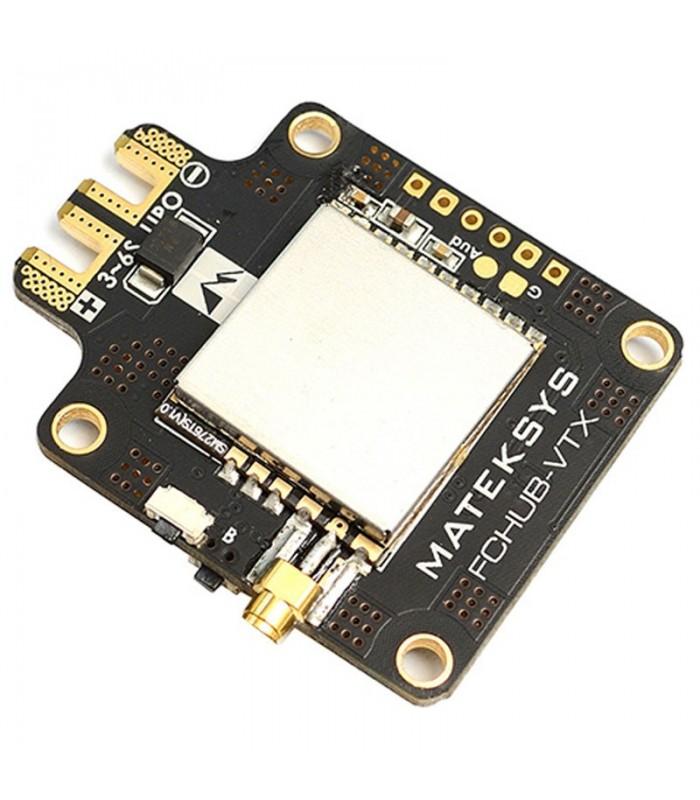 FCHUB-VTX w/5.8G - 40CH-25-200-500mw-Current Sensor 184A-2-6S