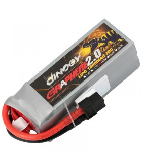 Dinogy Graphene 4S 1800mAh 70C - LiPo Battery