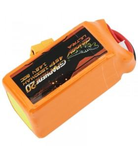 Dinogy Ultra Graphene 4S 1500mAh 80C - LiPo Battery