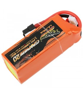 Dinogy Ultra Graphene 4S 1850mAh 80C - LiPo Battery