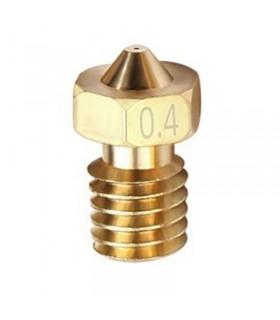 Ugello 0.4mm E3D V6-V5-M6 - 1.75mm Filamnet Extruder Nozzle
