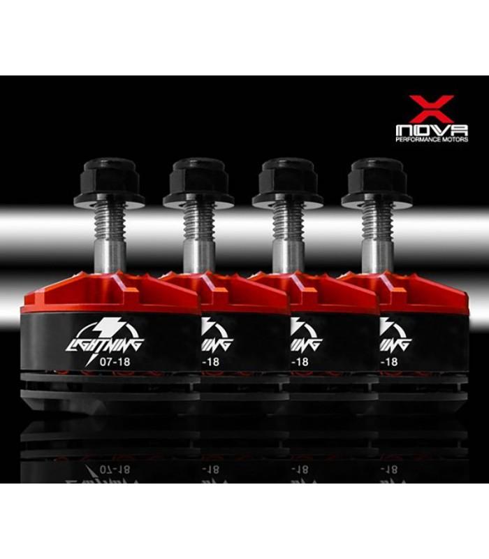 Xnova Lightning 2207 - 1650KV-1800KV - Long Range FPV Motor