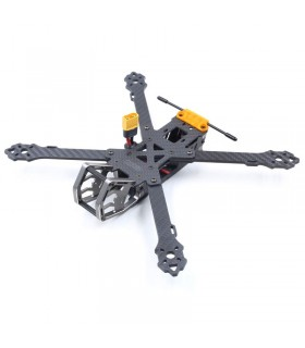 GepRC KHX6 Elegant - 260mm Full Carbon 4mm-FPV Racing Frame