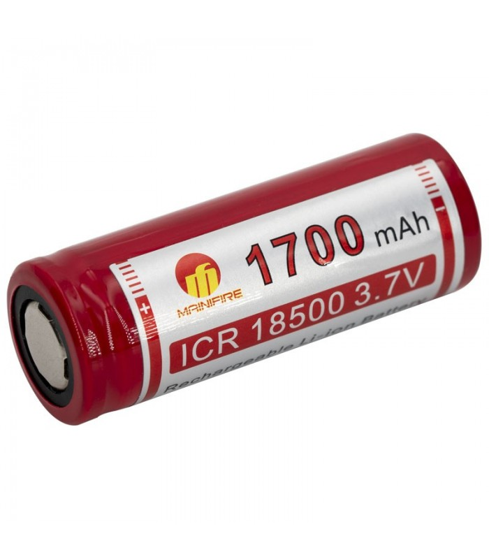 Batteria ICR 18500 3.7V-1700mAh - Mainfire FrSky X-Lite Battery