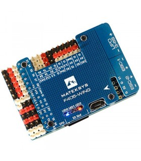 Matek F405-WING - Flight Controller-INAVOSD-Current Sensor-BEC