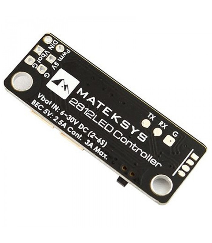MATEK 2812 LED CONTROLLER - PWM FC Control