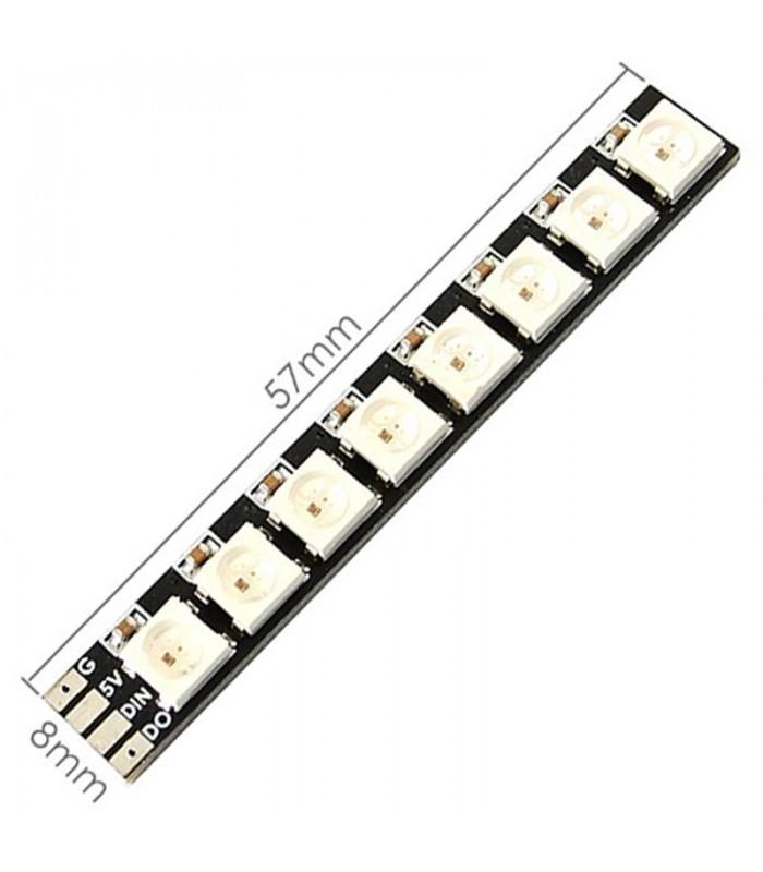 Matek 2812 LED STRIP Slim - FPV RGB LED