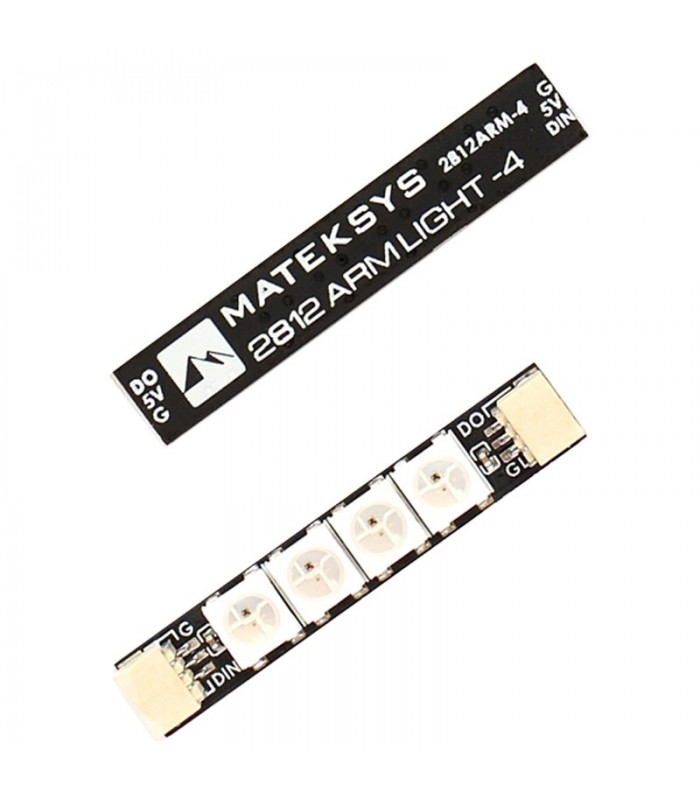 Matek 2812 ARM Light 4 LED - FPV RGB LED
