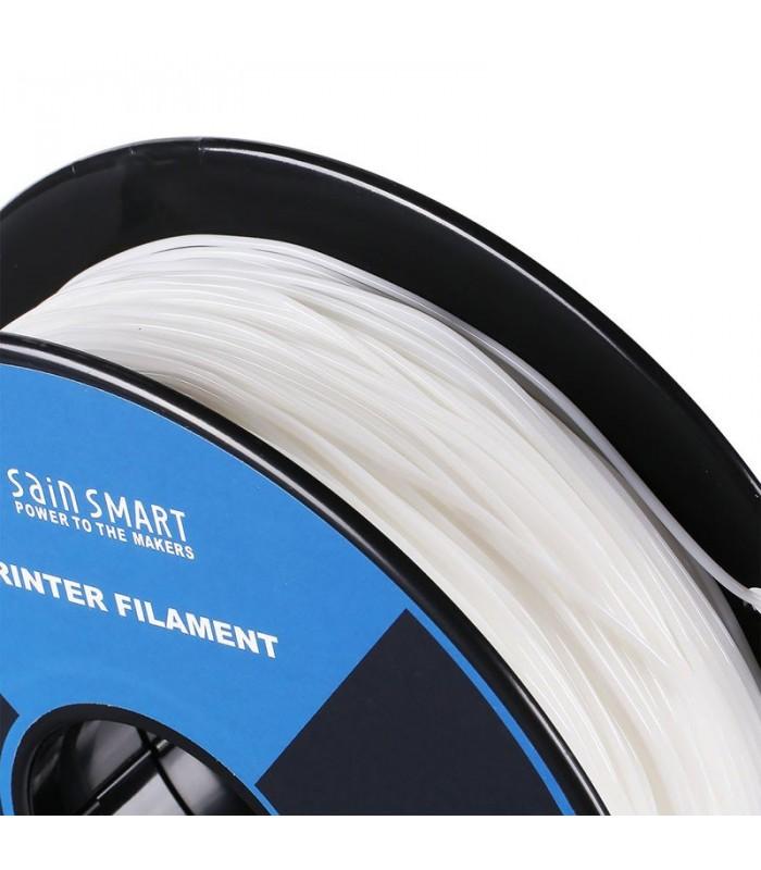Sain Smart TPU Bianco - Flexible Filament 1.75mm 0.8kg/1.76lb