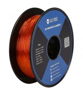 Sain Smart TPU Orange - Flexible Filament 1.75mm 0.8kg/1.76lb
