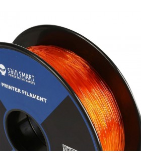 Sain Smart TPU Orange - Flexible Filament 1.75mm 0.8kg/1.76lb
