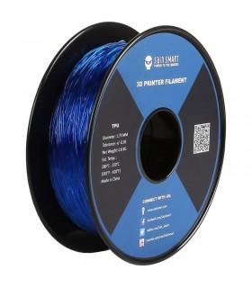 Sain Smart TPU Blu - Flexible Filament 1.75mm 0.8kg/1.76lb