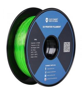 Sain Smart TPU Verde - Flexible Filament 1.75mm 0.8kg/1.76lb