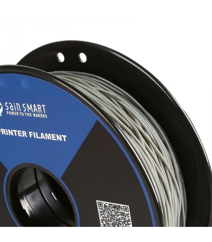 Sain Smart TPU Grey - Flexible Filament 1.75mm 0.8kg/1.76lb