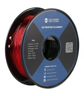 Sain Smart TPU Rosso - Flexible Filament 1.75mm 0.8kg/1.76lb