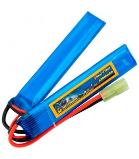 Softair LiPo 1300mAh 2S 7.4V - 25C-Doppia - Dinogy Giant Power