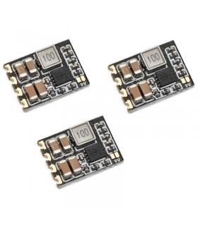 Matek Micro BEC 6S - IN 6V-30V - OUT 5V-9V 1.5A - 3 pezzi