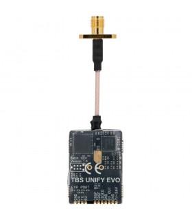TBS Unify EVO - OSD CRSF, SmartAudio 2.1-VTX-25/100/400/800mw