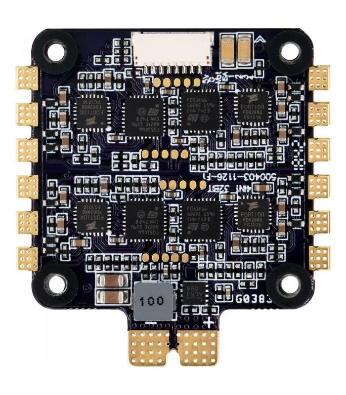 Flycolor X-Cross 40A 4in1 32BIT ESC - 3S-6S-BEC-DSHOT 1200