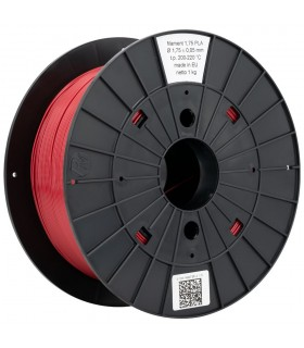 Pearl Red PLA 3D Original PRUSA Filament-1Kg-1,75mm