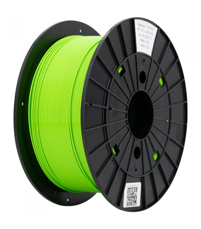 YellowGreen PLA 3D Original PRUSA Filament-1Kg-1,75mm