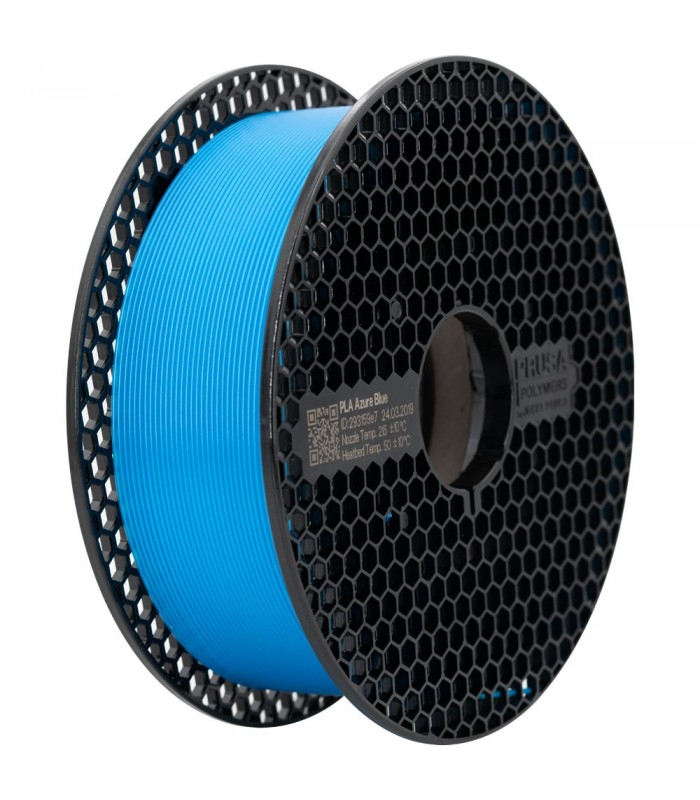 Prusament PLA Azure Blue - 3D Filament 1Kg-1,75mm