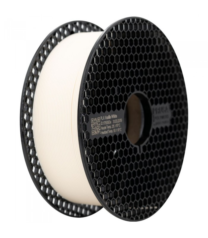 Prusament PLA Vanilla White - 3D Filament 1Kg-1,75mm