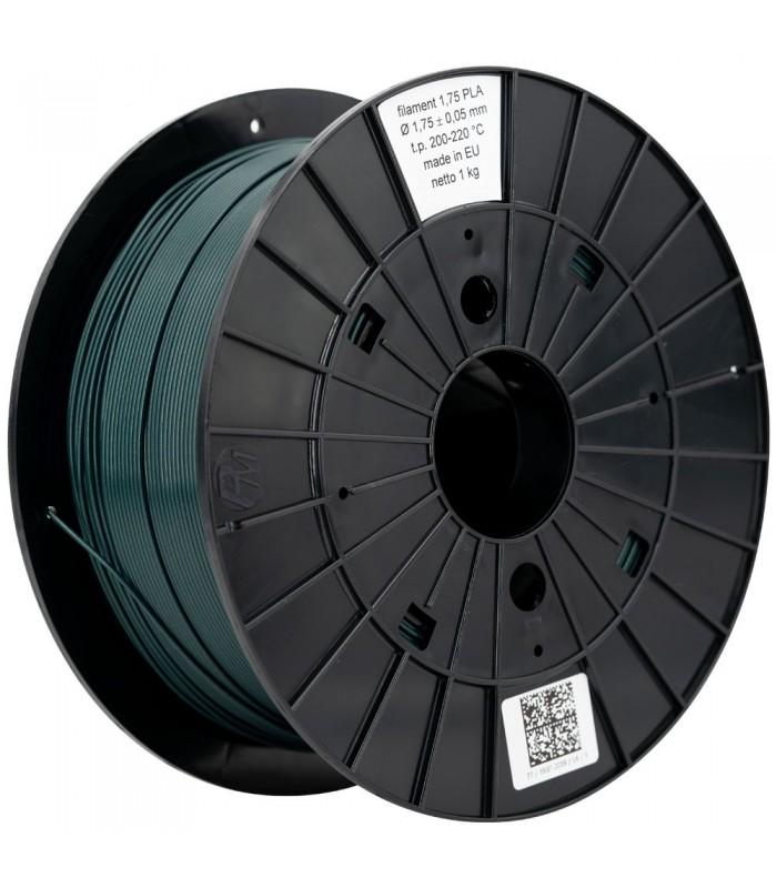 Metallic Green PLA 3D Original PRUSA Filament-1Kg-1,75mm