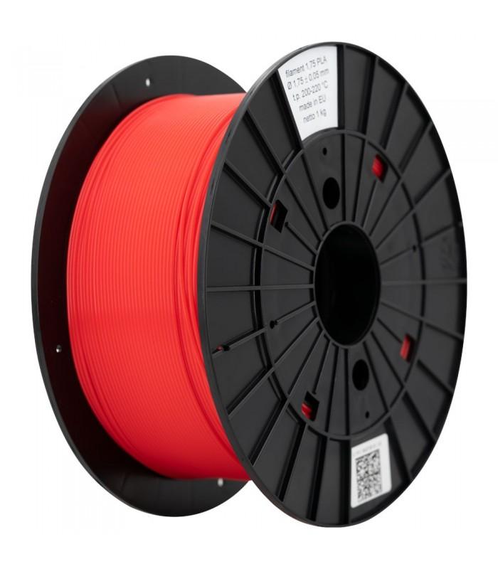 RED PLA 3D Original PRUSA Filament-1Kg-1,75mm