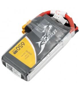 Tattu 650mAh 75C 2S1P 7.4V - XT30 - Lipo Battery