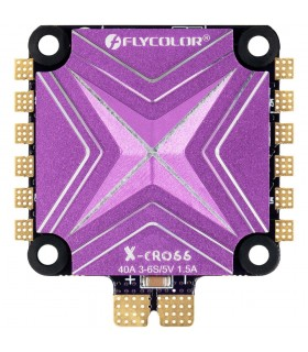 Flycolor X-Cross 40A 4in1 32BIT ESC - 3S-6S-BEC-DSHOT 1200