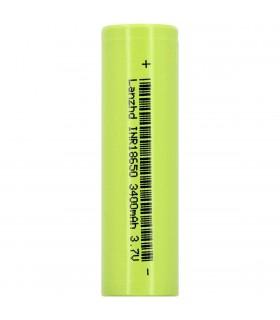 Batteria INR 18650-3.7V-3400mAh - Li-Ion-Ricaricabile