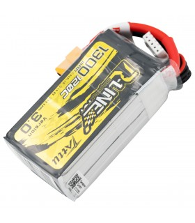 4S-1300mAh-120C - Tattu R-Line V3.0 Lipo Battery Pack - 14.8V - XT60