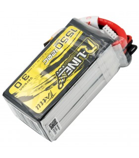 4S-1550mAh-120C - Tattu R-Line V3.0 Lipo Battery Pack - 14.8V - XT60