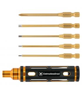 6in1 RC Tools PRO - Cacciaviti ad alta resistenza