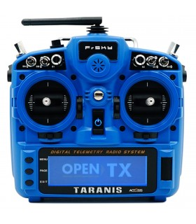 FrSky Taranis X9D Plus 2019 - 24CH ACCESS - 2.4GHz Radio Transmitter