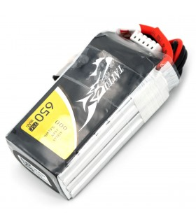 4S-650mAh-75C - Tattu Lipo Battery Pack - 14.8V - XT30