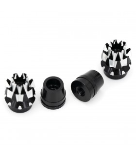 Jumper Gimbal Stick Ends - 3D Rocker - M3