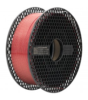 Prusament PETG Carmine Red - 3D Filament 1Kg-1,75mm