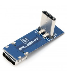 iFlight - Connettore USB Type-C 90° PLUS - Femmina-Maschio