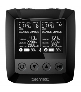 SkyRC B6 NANO DUO - 200W Smart LiPo Charger