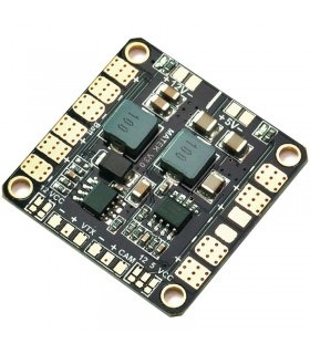 Matek - Power Distribution Board - BEC 5 -12V e supporto VTX - Scheda di distribuzione - multirotori