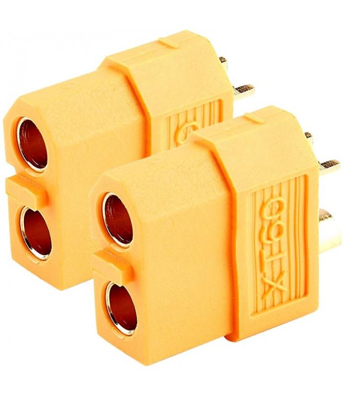 XT60 - Coppia connettori XT60 - per Batterie RC LiPo